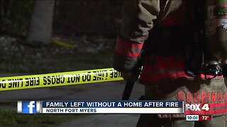 North Fort Myers Great-grandma saves 6-year-old during fire