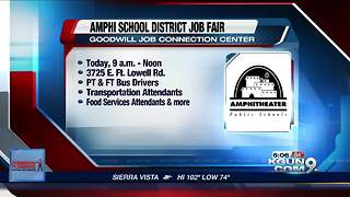 Amphi School District hiring for multiple jobs