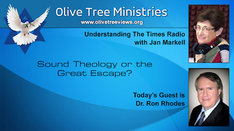Sound Theology or the Great Escape? – Dr. Ron Rhodes