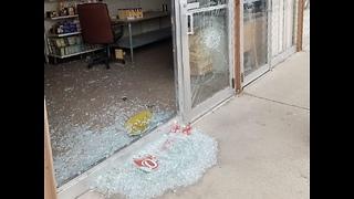 Smash & Grab Burglaries