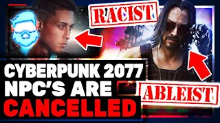 Cyberpunk 2077 OUTRAGE Over NPC Characters...These People Are INSANE!
