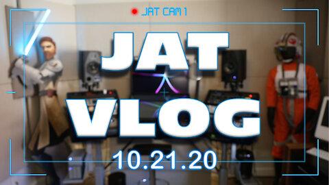 JAT Vlog 10-21-20: Jump In & Trust