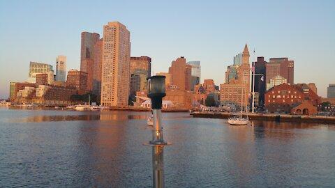 July 3-4, 2017 Boston Harbor to Salem Fireworks