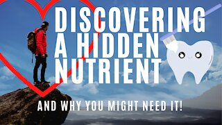 Tooth Decay, Heart Disease and other Chronic illnesses treated with one Vitamin!?