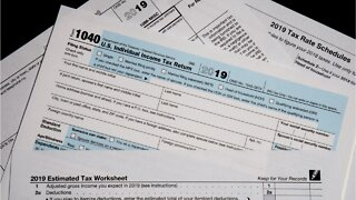 Millions Of Americans Still Need To File Their Taxes