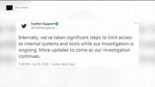 Twitter investigates high-profile hacking
