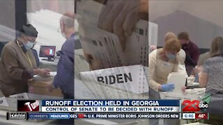 Georgia runoff elections to determine control of US Senate