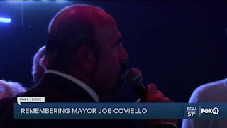 Mayor Coviello's legacy