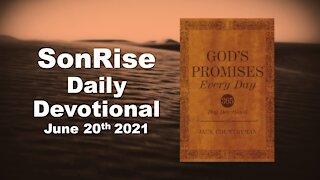 Daily Devotional   06-20-2021