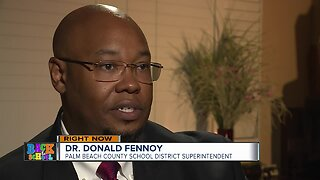 Palm Beach County superintendent says school safety top priority this year