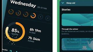Sleep apps to help you get a better night's sleep
