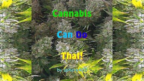 Cannabis Can Do That