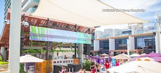 The Pool Marquee at Cosmopolitan Las Vegas to reopen March 5