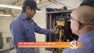 Why it is so important to get your AC tune up BEFORE the heat rises
