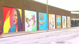 New mural series said to reflect on Buffalo's diversity