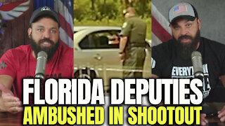 Florida Deputies Ambushed In Shootout