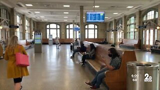 Amtrak changing the face of Baltimore Penn Station