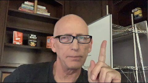 Episode 1523 Scott Adams: Today Will Be the Best Live Stream You Have Ever Seen