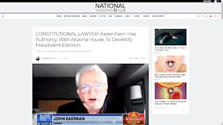 Constitutional Lawyer Says Arizona Can Decertify NOW