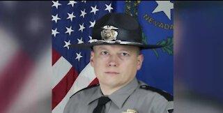 Nevada Highway Patrol trooper dies after being hit on Interstate 15