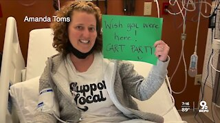 Woman with rare blood cancer receives new treatment