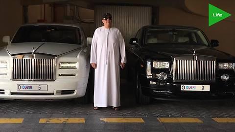 Dubai real estate developer drops $9 million on license plate