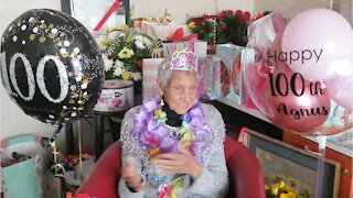 PICS: Kenilworth resident Ma Agnes turns 100 years old