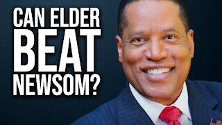 Can Larry Elder Beat Governor Newsom?