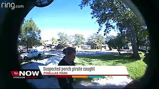 Opportunistic porch thieves are thriving during holiday season