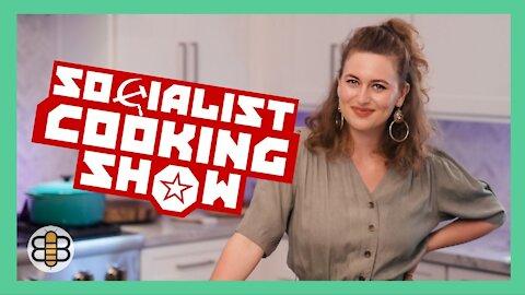 Anti-Capitalist Cooking Show Teaches Authentic Soviet Union Recipe!