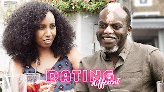 I Love My Vitiligo - But Will My Blind Date?   DATING DIFFERENT