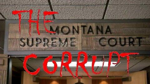Montana Gazette Radio – Montana Supreme Court: Crooked or Incompetent?