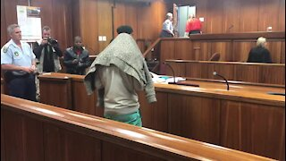 Port Elizabeth serial rapist jailed for 228 years and 13 life terms (iyZ)