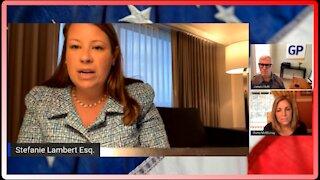 Stefanie Lambert: Michigan Attorney Drops Huge Bombshell on Election Fraud - 2432