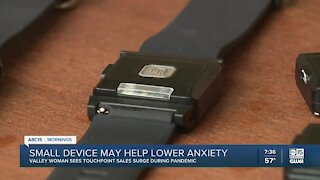 Small device may help lower anxiety