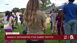 Search intensifies for Gabby Petito