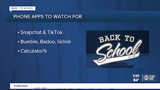 Deputies warning parents about 16 phone apps