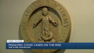 PEDIATRIC COVID-19 CASES IN TULSA