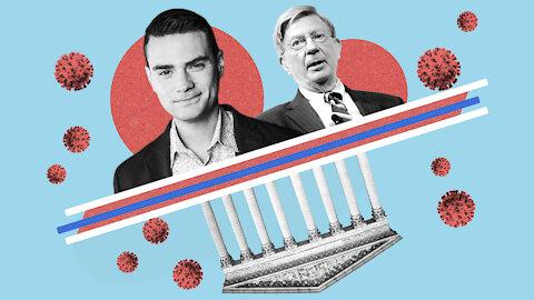 Ben Shapiro And George Will Discuss The Woke Future Of America