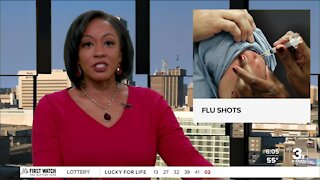 CHI Health holding drive-thru flu shot clinics