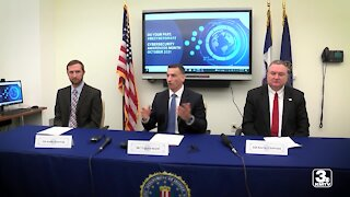 Web Extra: Full Omaha FBI cybersecurity press conference