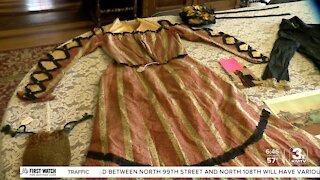 Douglas County Historical Society preserves historic clothing