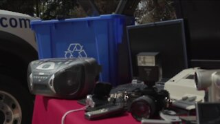 Denver7 Electronics Recycling Drive, Sept 18 Live at 7AM