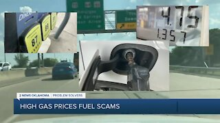 High Gas Prices Fuel Scams
