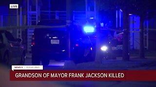 Cleveland mayor's grandson Frank Q. Jackson shot, killed