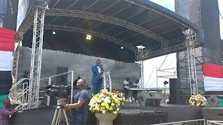IFP Rally: President speaking