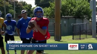 Martin County ready for battle of unbeatens