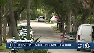 West Palm Beach police fatally shoot armed suspect