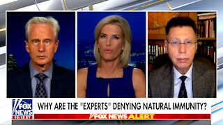 """Why Are the """"Experts"""" Denying Natural Immunity - 10/6/2021"""