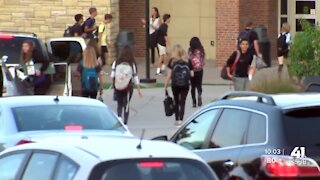 Nearly 100 Shawnee Mission School District students at home due to COVID-19